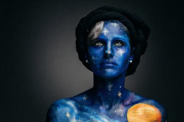 10th August – Becca Gilmartin – the Body Artist