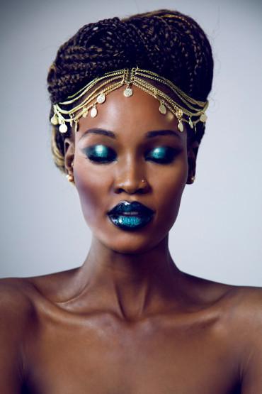 Egyptian Goddess Tutorial – Eye of Horus Cosmetics